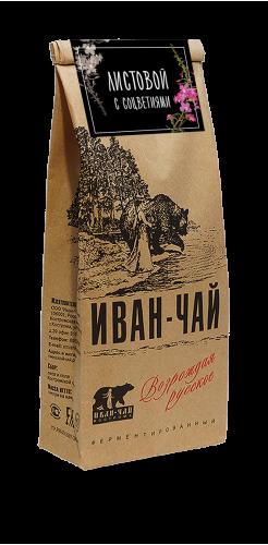 Иван-чай листовой с соцветиями (50 г)
