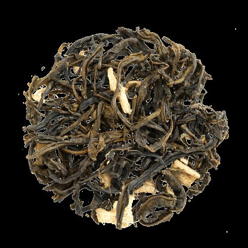 Иван-чай крупнолистовой без соцветий с имбирем