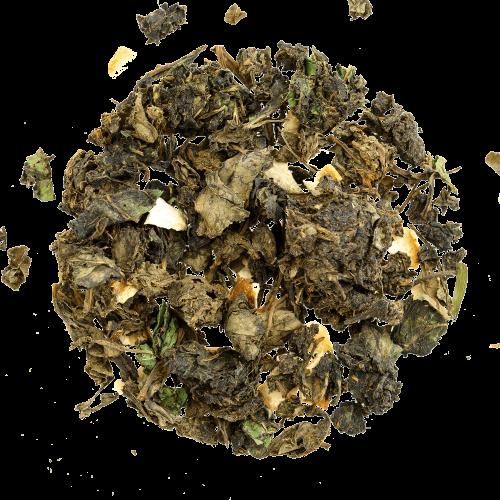 Иван-чай листовой без соцветий с лимоном