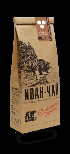 Иван-чай гранулированный с соцветиями (100 г)