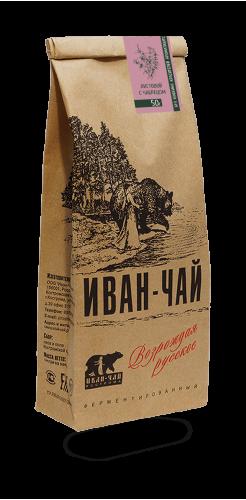 Иван-чай листовой с чабрецом (50 г)