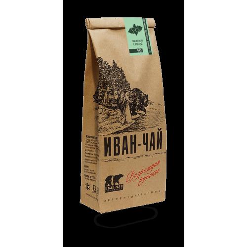 Иван-чай листовой с мятой (50 г)