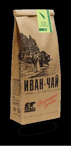Иван-чай листовой ранний тонизирующий (50 г)