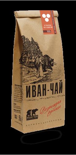 Иван-чай гранулированный без соцветий (100 г)