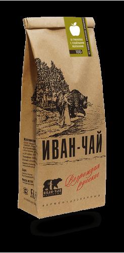 Иван-чай гранулированный с яблоком (100 г)
