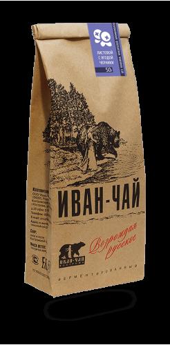 Иван-чай листовой с черникой (50 г)