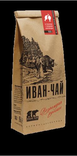 Иван-чай гранулированный с шиповником (100 г)