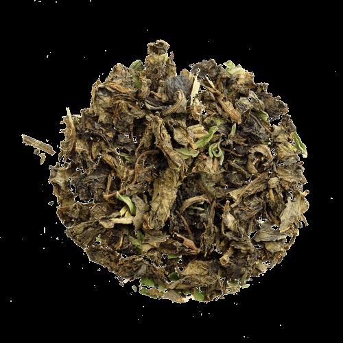Иван-чай листовой без соцветий с чабрецом