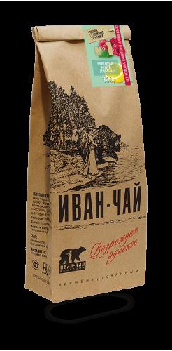 Иван-чай гранулированный с малиной, мятой и цедрой лимона (100 г)