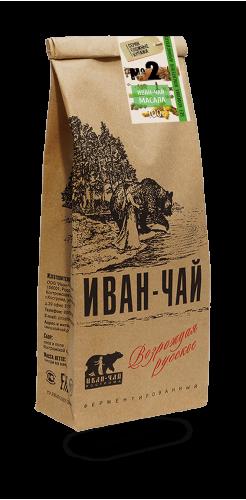 Иван-чай гранулированный с кардамоном, корицей, имбирём, гвоздикой, бадьяном, душистым перцем (100 г)