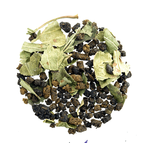 Иван-чай гранулированный с листом смородины